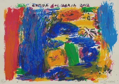 Comida Solidaria 2012