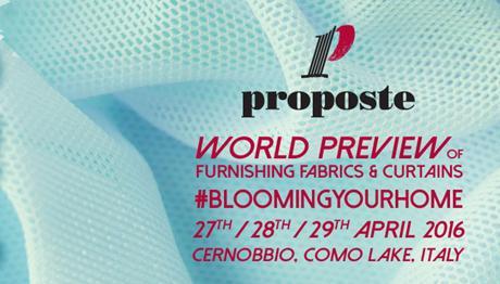 PROPOSTE 2016 – LAKE COMO (MILAN)